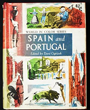 Spain and Portugal; edited by Doré Ogrizek