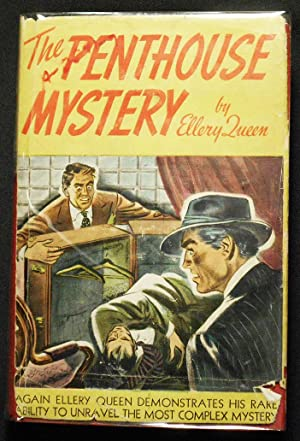 The Penthouse Mystery by Ellery Queen: Based on the Columbia motion picture Ellery Queen's The Pe...
