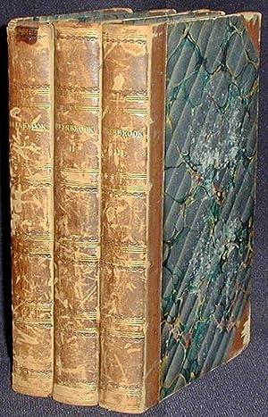 Deerbrook: a Novel [provenance: George L. Heiges]: Martineau, Harriet