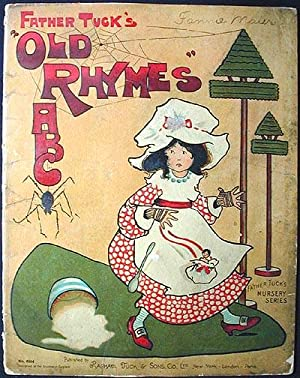 """Father Tuck's """"Old Rhymes"""" ABC"""