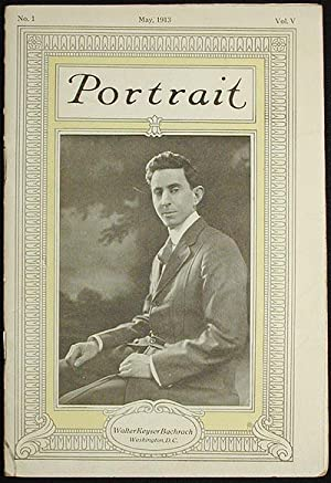 Portrait: A Magazine Devoted to Art-in-Portraiture, Also Profit-in-Photography and Committed to