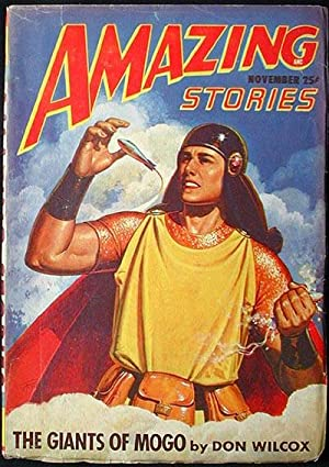 Amazing Stories November 1947 Volume 21 Number 7: Wilcox, Don; Browning, Craig; Phillips, Rog; ...