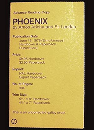 Phoenix [Uncorrected Galley Proof ]