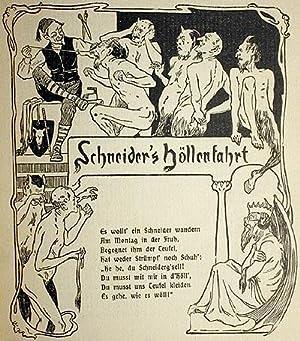 Deutscher Balladenborn für Jung und Alt: Hildesheimer Prüfungsausschuss für Jugendschriften