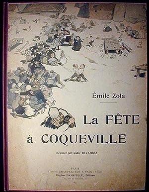 La Fête à Coqueville: Zola, Emile