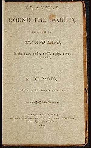 Travels Round the World, Performed by Sea and Land, in the Years 1767, 1768, 1769, 1770, and 1771 [...