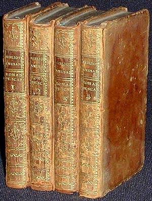 Roman Comique [4 volumes]: Scarron, Paul