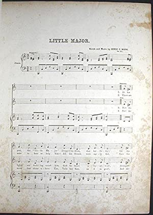 Little Major: Song or Duett, with Chorus: Work, Henry C.
