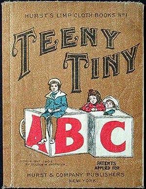 Teeny Tiny ABC [Hurst's Limp Cloth Books, no. 1]: Anderson, Selden W.