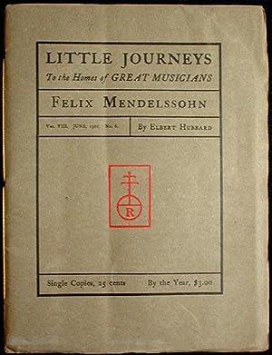 Little Journeys to the Homes of Great: Hubbard, Elbert
