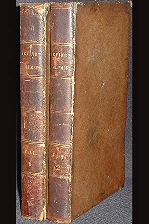 History of the Life and Voyages of: Irving, Washington