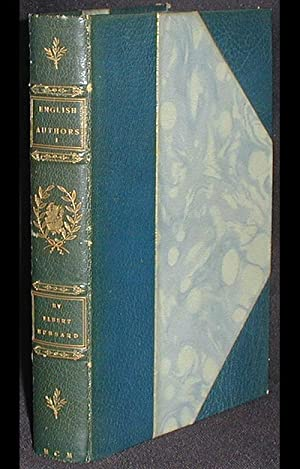 Little Journeys to the Homes of English Authors (Vol. VI New Series) [William Morris -- Robert Br...