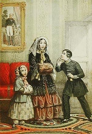 Études et Plaisirs: Petites Histoires par Mlle. A. Dubois de Thainville; illustré de dessins ...