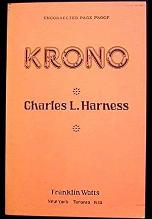 Krono [Uncorrected Page Proof]