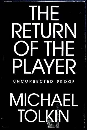 The Return of the Player [Uncorrected Proof]
