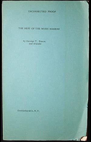 The Best of the Music Makers [Uncorrected Proof]