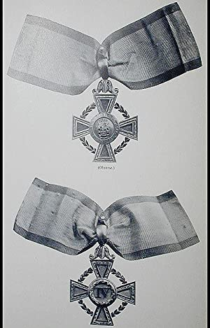 A Handbook of British and Foreign Orders, War Medals, and Decorations Awarded to the Army and Navy ...