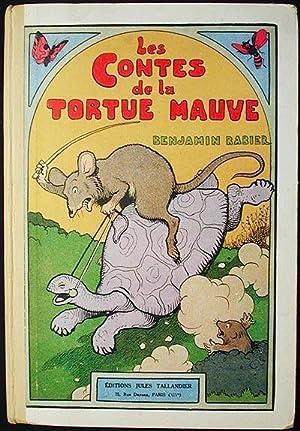 Les Contes de la Tortue Mauve; texte: Rabier, Benjamin