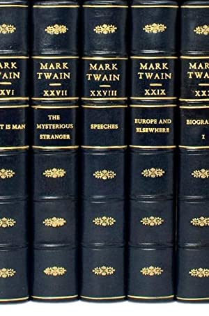 The Writings: Twain, Mark [Clemens,