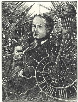 Die Qualen des Opiums. Mit einer Originalradierung: Charles Baudelaire