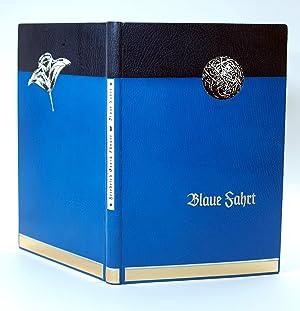Blaue Fahrt. Mit 19 Radierungen von HUBERT: Friedrich Georg Jünger
