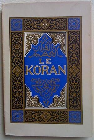 Le Koran' sourates principales.: Toussaint, Franz