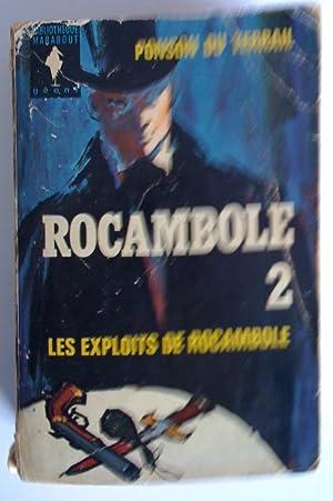 Rocambole 2. Les Exploits de Rocambole: Ponson du Terrail