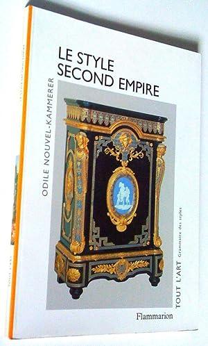Le style Second Empire: Odile Nouvel-Kammerer