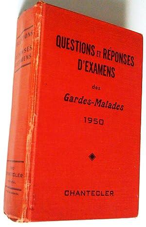 Manuel de questions et réponses d'examens des