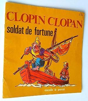 Clopin Clopan, soldat de fortune. Escale à: Jean-Yves Théberge