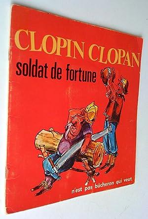 Clopin Clopan, soldat de fortune. N.est pas: Jean-Yves Théberge