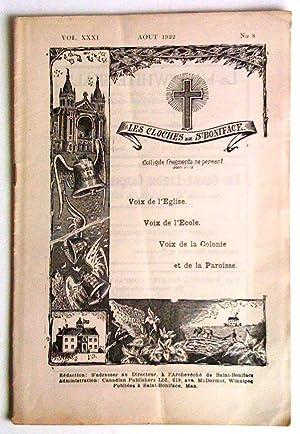 Les Cloches de St-Boniface, vol. XXXI, no