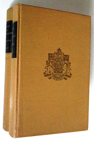 History of the Department of Munitions and: Kennedy, J. de