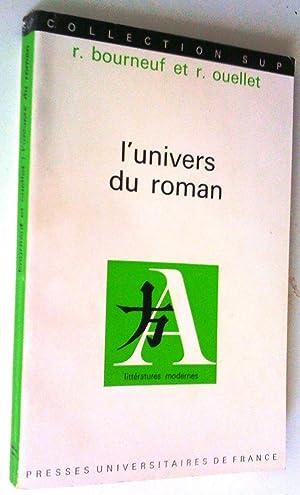 L'Univers du roman: Bourneuf, F. et