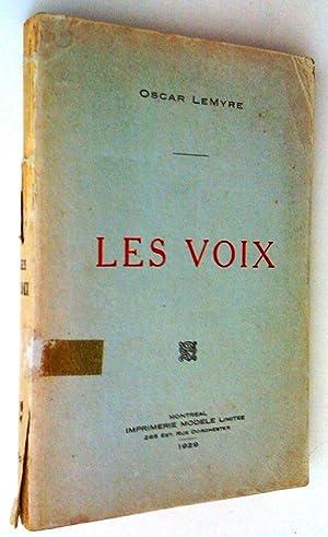 Les Voix: Le Myre, Oscar