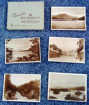 Trossachs, 12 Real photographs for your snap-shot album (12 photos dans une pochette)