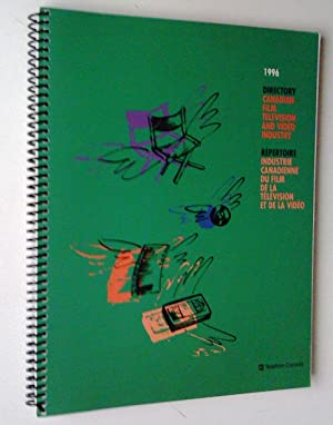 1986 Directory Canadian Film Television and Video Industry - Répertoire Industrie canadienne du f...