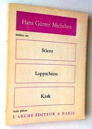 Stienz, Lappschiess, Kask: Michelsen, Hans Gunter