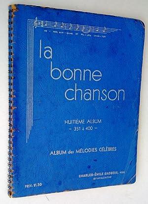 La Bonne Chanson, huitième album , 351: Gadbois, Charles-Émile