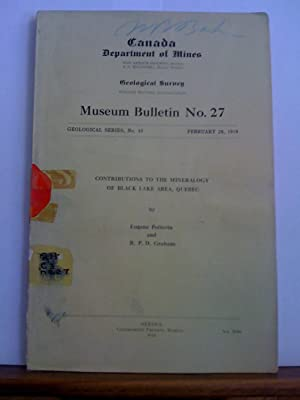 Museum Bulletin No 27: Contributions to the: Eugene Poitevin and