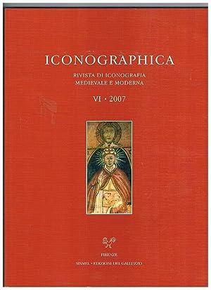 Iconographica. Rivista di iconografia medievale e moderna.: AA. VV.