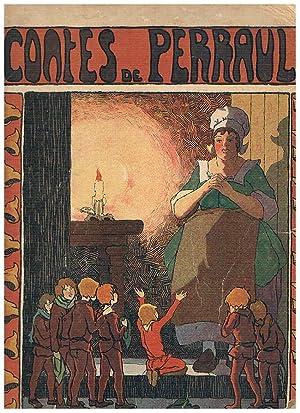 Les Contes de Perrault: Le petit Chaperon: PERRAULT Charles.