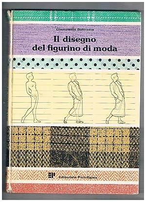 Il disegno del figurino di moda per: BELTRAME Giampaolo.