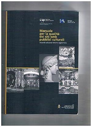 Manuale per la qualità dei siti web: FILIPPI Fedora, a