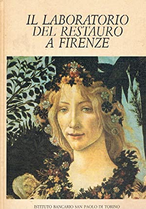 Il laboratorio di restauro a Firenze.: PAOLUCCI Antonio.
