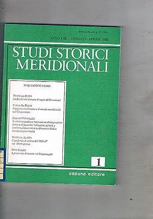 pedio tommaso abebooks ForPiani Storici Meridionali