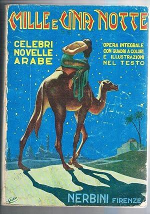 Mille e una notte novelle arabe con