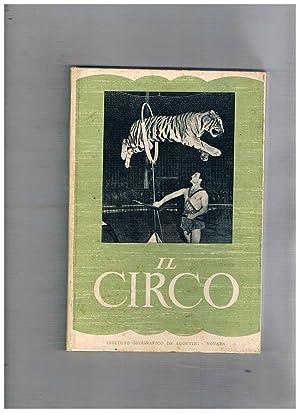 Il circo.: DURKHEIM Jean, a