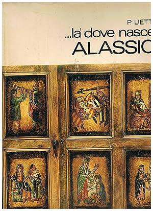 La dove nasce Alassio.: LIETTI P.
