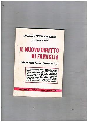 Il nuovo diritto di famiglia. Edizione aggiornata: TRINCI Aldo S.